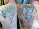 Rework Coverup Tattoo