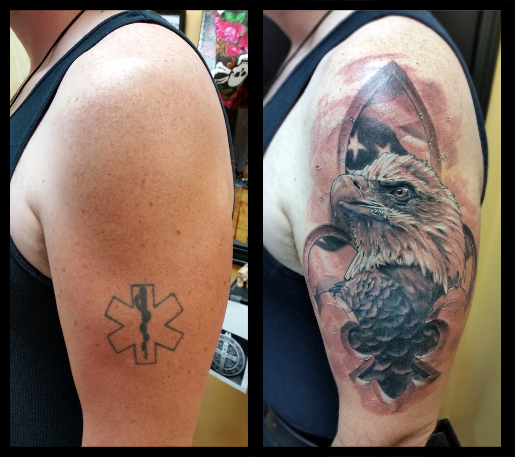 MARC TICE Owner and Tattoo Artist | 13thhourtattoos com