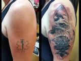 Rework Coverup Rework Coverup Tattoo